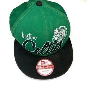 Boston Celtics Hat 9Fifty SnapBack M/L